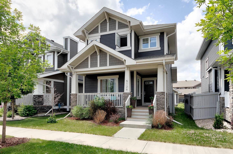 Main Photo: 5126 CORVETTE Street in Edmonton: Zone 27 House for sale : MLS®# E4253344