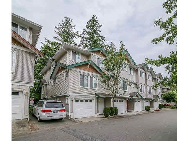 """Main Photo: 48 12711 64 Avenue in Surrey: West Newton Townhouse for sale in """"PALETTE ON THE PARK"""" : MLS®# F1451362"""