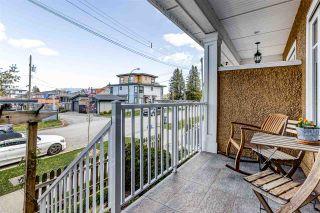 Photo 33: 2466 E 37TH Avenue in Vancouver: Collingwood VE 1/2 Duplex for sale (Vancouver East)  : MLS®# R2565675
