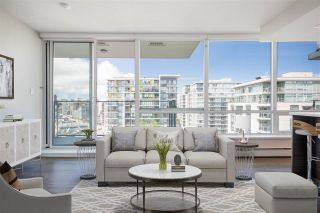 """Photo 4: 1406 1783 MANITOBA Street in Vancouver: False Creek Condo for sale in """"Residences at West"""" (Vancouver West)  : MLS®# R2457734"""