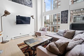 """Photo 5: 420 933 SEYMOUR Street in Vancouver: Downtown VW Condo for sale in """"The Spot"""" (Vancouver West)  : MLS®# R2624826"""