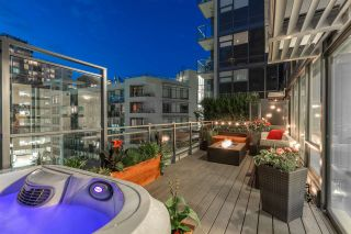 """Photo 1: PH615 161 E 1ST Avenue in Vancouver: Mount Pleasant VE Condo for sale in """"BLOCK 100"""" (Vancouver East)  : MLS®# R2195060"""