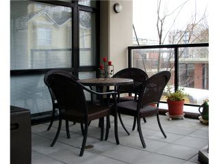 """Photo 7: 207 610 VICTORIA Street in New Westminster: Downtown NW Condo for sale in """"THE POINT"""" : MLS®# V921216"""
