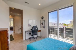 Photo 29: HILLCREST Townhouse for sale : 3 bedrooms : 160 W W Robinson Ave in San Diego