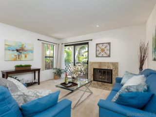 Photo 2: RANCHO PENASQUITOS Condo for sale : 3 bedrooms : 9374 Twin Trails Dr #101 in San Diego