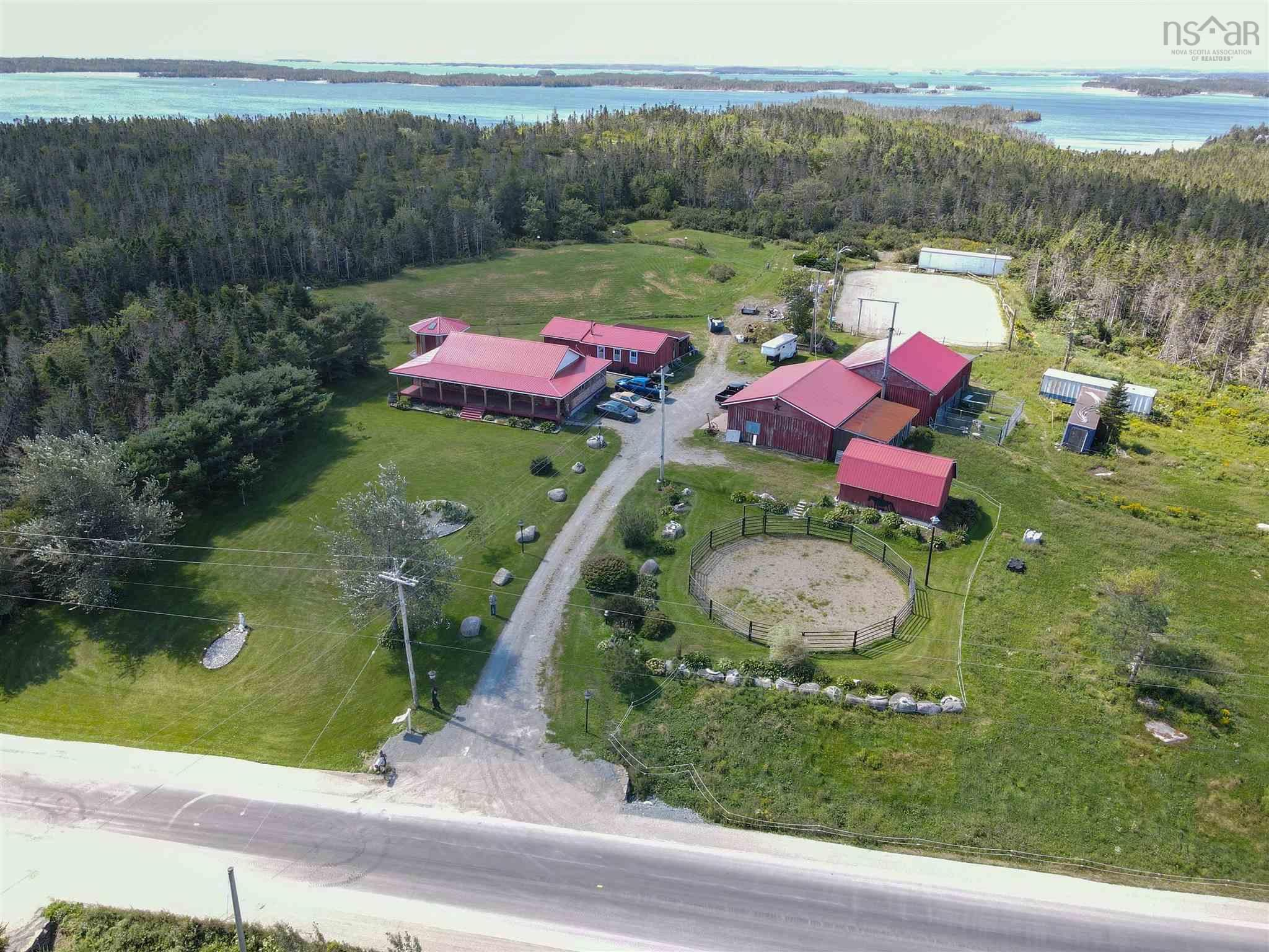 Main Photo: 246 Coopers Road in Tangier: 35-Halifax County East Farm for sale (Halifax-Dartmouth)  : MLS®# 202122270