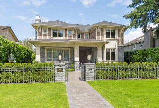 Photo 1: 1235 W 39TH Avenue in Vancouver: Shaughnessy House for sale (Vancouver West)  : MLS®# R2240315