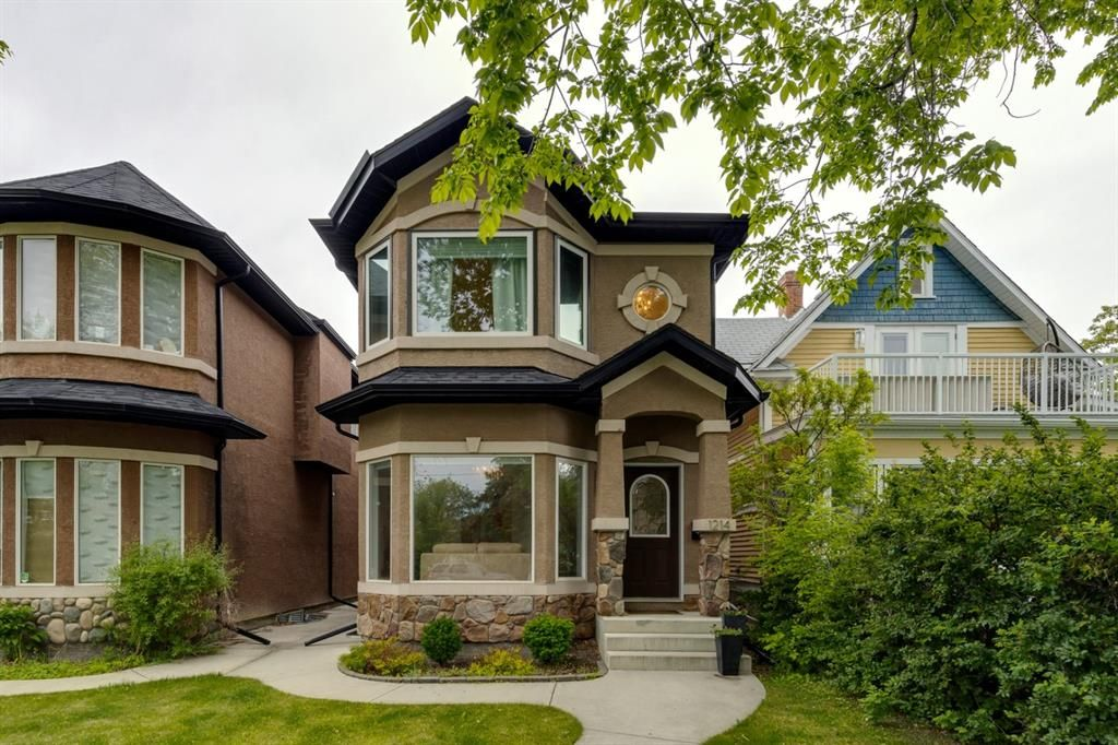 Main Photo: 1214 18 Avenue NW in Calgary: Capitol Hill Detached for sale : MLS®# A1116541