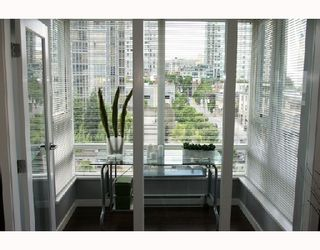 """Photo 7: 808 928 BEATTY Street in Vancouver: Downtown VW Condo for sale in """"The Max"""" (Vancouver West)  : MLS®# V714659"""