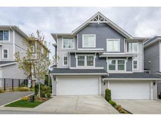 """Photo 1: 17 15717 MOUNTAIN VIEW Drive in Surrey: Grandview Surrey Townhouse for sale in """"Olivia"""" (South Surrey White Rock)  : MLS®# R2572266"""