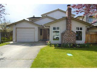 """Photo 1: 5260 HOLLYFIELD Avenue in Richmond: Steveston North House for sale in """"HOLLYPARK"""" : MLS®# V886849"""