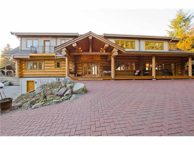 Main Photo: 19633 8 AVENUE in : Campbell Valley House for sale : MLS®# F1423599