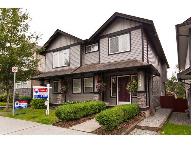 Main Photo: 23694 KANAKA Way in Maple Ridge: Cottonwood MR House for sale : MLS®# V901228