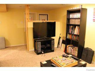 Photo 12: 1097 Jessie Avenue in Winnipeg: Residential for sale : MLS®# 1620521
