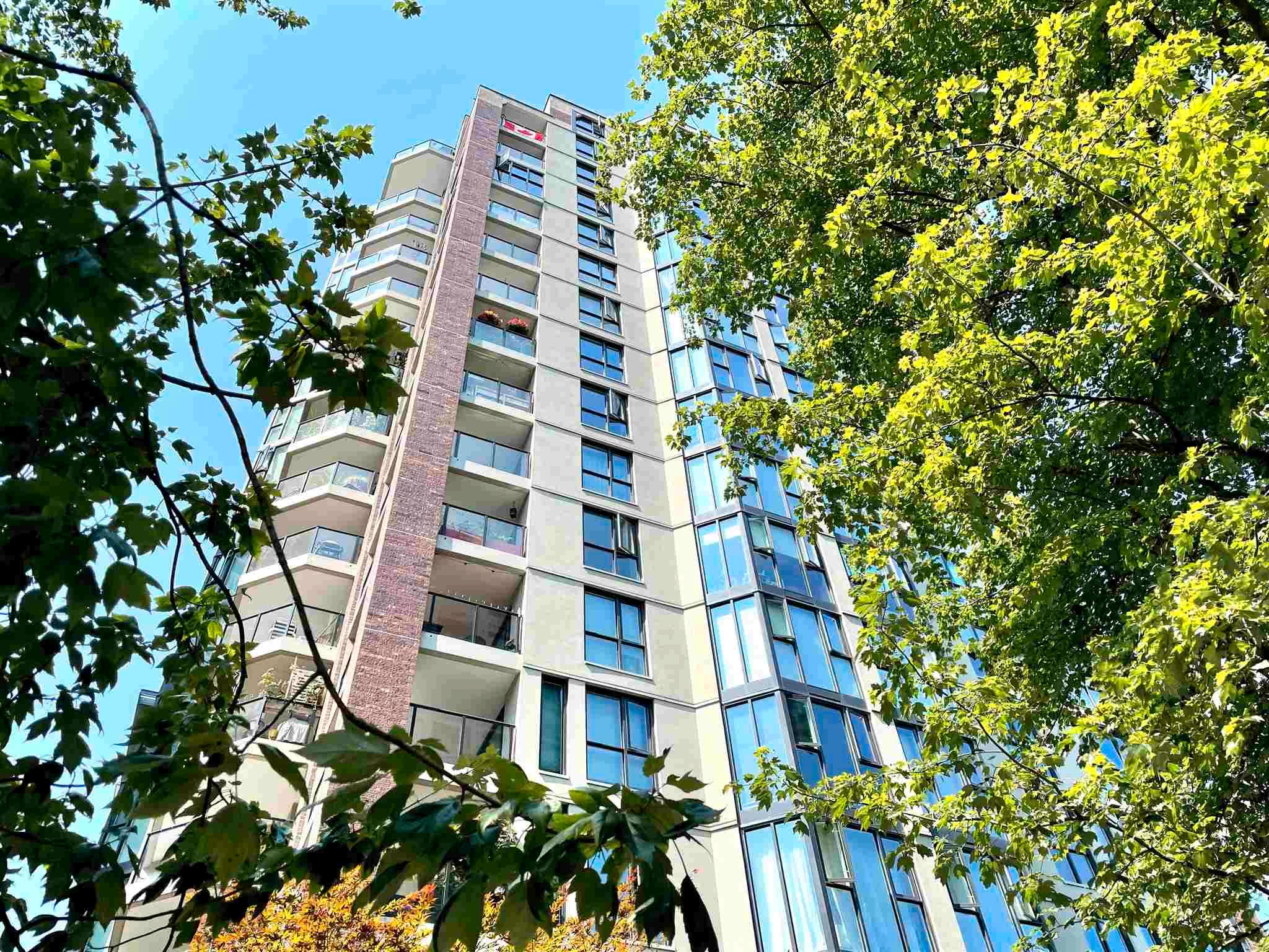 """Main Photo: 1703 1010 BURNABY Street in Vancouver: West End VW Condo for sale in """"The Ellington"""" (Vancouver West)  : MLS®# R2602779"""