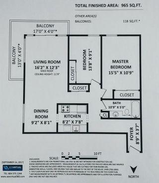 "Photo 8: 303 2277 MCGILL Street in Vancouver: Hastings Condo for sale in ""LANDMARK TERRACE"" (Vancouver East)  : MLS®# R2207199"