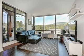 """Photo 3: 604 301 CAPILANO Road in Port Moody: Port Moody Centre Condo for sale in """"RESIDENCES AT SUTER BROOK"""" : MLS®# R2094618"""