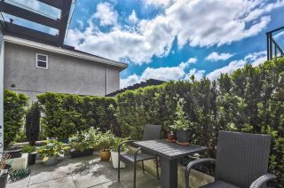 "Photo 17: 180 W 63RD Avenue in Vancouver: Marpole Townhouse for sale in ""CHURCHILL"" (Vancouver West)  : MLS®# R2536694"