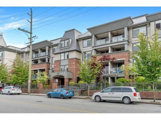 """Photo 1: 404 2330 WILSON Avenue in Port Coquitlam: Central Pt Coquitlam Condo for sale in """"SHAUGHNESSY WEST"""" : MLS®# R2588872"""
