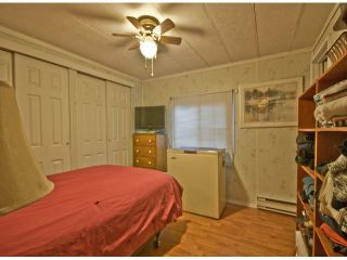 Photo 15: 31539 LOMBARD Avenue in Abbotsford: Poplar Manufactured Home for sale : MLS®# F1429021