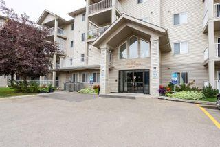 Photo 2: 321 12550 140 Avenue in Edmonton: Zone 27 Condo for sale : MLS®# E4255336