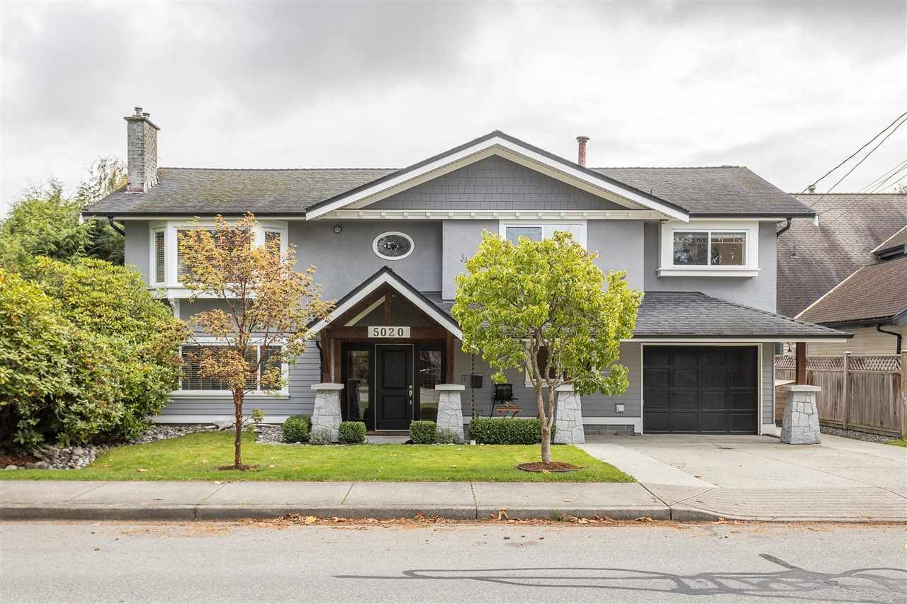 Main Photo: 5020 53 STREET in Delta: Hawthorne House for sale (Ladner)  : MLS®# R2511073
