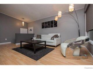 Photo 2: 8 Chokecherry Cove in WINNIPEG: St Vital Residential for sale (South East Winnipeg)  : MLS®# 1527645