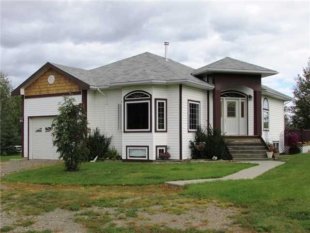 """Main Photo: 14235 259TH Road in Fort St. John: Fort St. John - Rural W 100th House for sale in """"NORTH PINE"""" (Fort St. John (Zone 60))  : MLS®# N230500"""