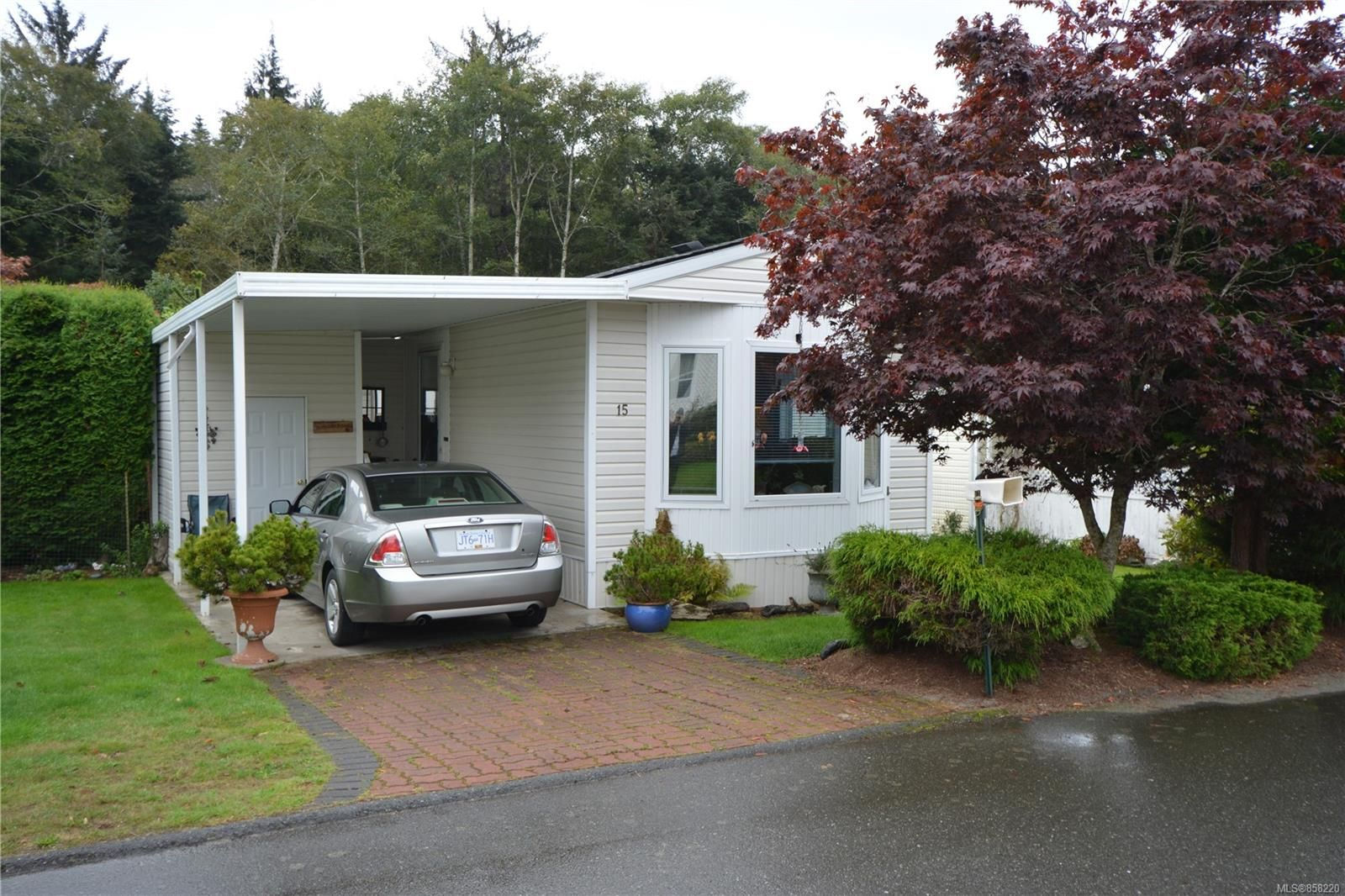 Photo 1: Photos: 15 7109 West Coast Rd in : Sk John Muir Manufactured Home for sale (Sooke)  : MLS®# 858220