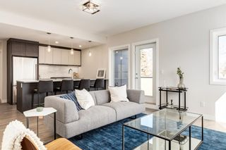 Photo 1: 221 3375 15 Street SW in Calgary: South Calgary Apartment for sale : MLS®# A1089321