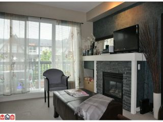"Photo 3: 46 7155 189TH Street in Surrey: Clayton Townhouse for sale in ""Bacara"" (Cloverdale)  : MLS®# F1123537"
