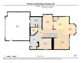 Photo 43: 8 Drake Landing Ridge: Okotoks Detached for sale : MLS®# A1091087