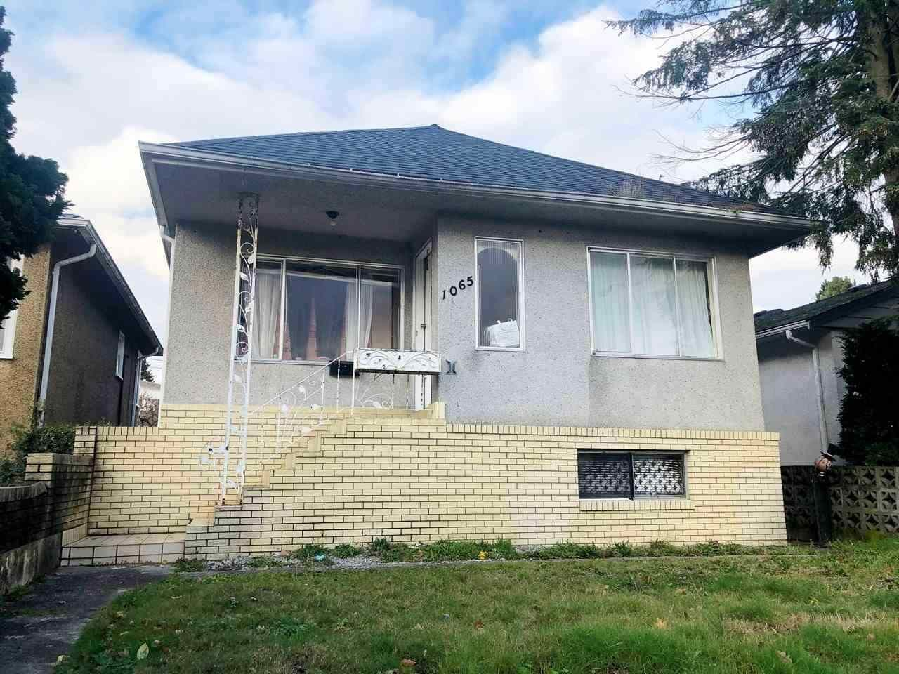 Main Photo: 1065 E 56TH Avenue in Vancouver: South Vancouver House for sale (Vancouver East)  : MLS®# R2574274