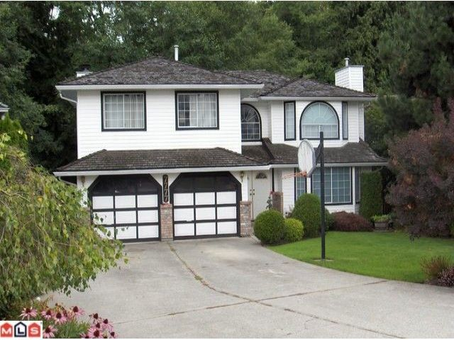 "Main Photo: 7777 143RD Street in Surrey: East Newton House for sale in ""SPRINGHILL ESTATES"" : MLS®# F1014266"