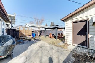 Photo 26: 818 O Avenue South in Saskatoon: King George Residential for sale : MLS®# SK849335