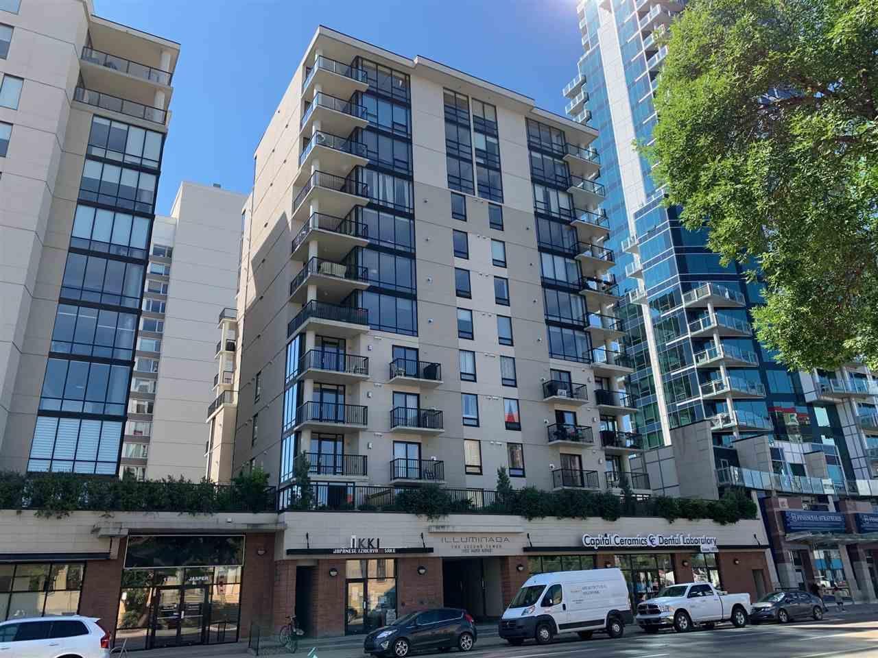 Photo 38: Photos: 1200 11933 JASPER Avenue in Edmonton: Zone 12 Condo for sale : MLS®# E4208205