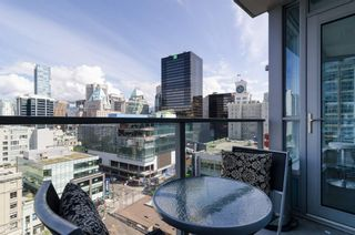 Photo 2: 1611 833 Seymour Streets in Vancouver: Downtown VW Condo for sale (Vancouver West)  : MLS®# R2006400