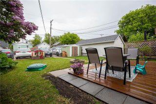 Photo 20: 452 St Jean Baptiste Street in Winnipeg: St Boniface Residential for sale (2A)  : MLS®# 1914756