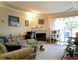"Photo 3: 9 35035 MORGAN WY in Abbotsford: Abbotsford East Townhouse for sale in ""Ledgeview Estates"" : MLS®# F2615836"