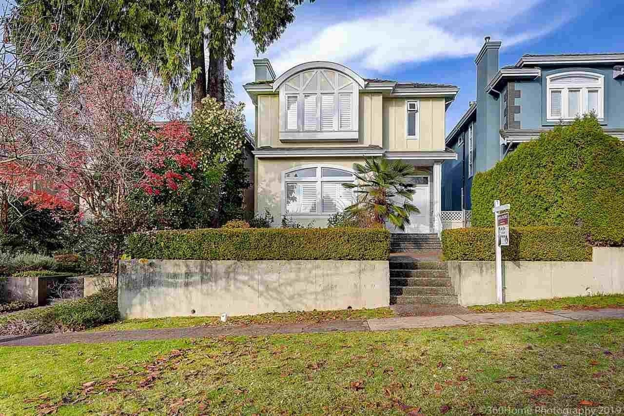 Main Photo: 3033 W 42ND Avenue in Vancouver: Kerrisdale House for sale (Vancouver West)  : MLS®# R2592296