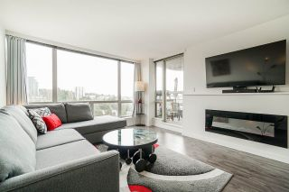 """Photo 1:  in Burnaby: Cariboo Condo for sale in """"STRATHMORE TOWERS"""" (Burnaby North)  : MLS®# R2546524"""