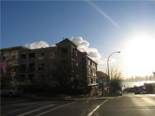 """Photo 1: # 228 332 LONSDALE AV in North Vancouver: Lower Lonsdale Condo for sale in """"Calypso"""" : MLS®# V860159"""