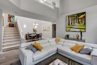 """Photo 3: 15 1550 LARKHALL Crescent in North Vancouver: Northlands Townhouse for sale in """"NAHANEE WOODS"""" : MLS®# R2594601"""