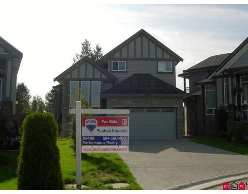 Main Photo: 6468 189A Street in Surrey: Cloverdale BC House for sale (Cloverdale)  : MLS®# F2919388