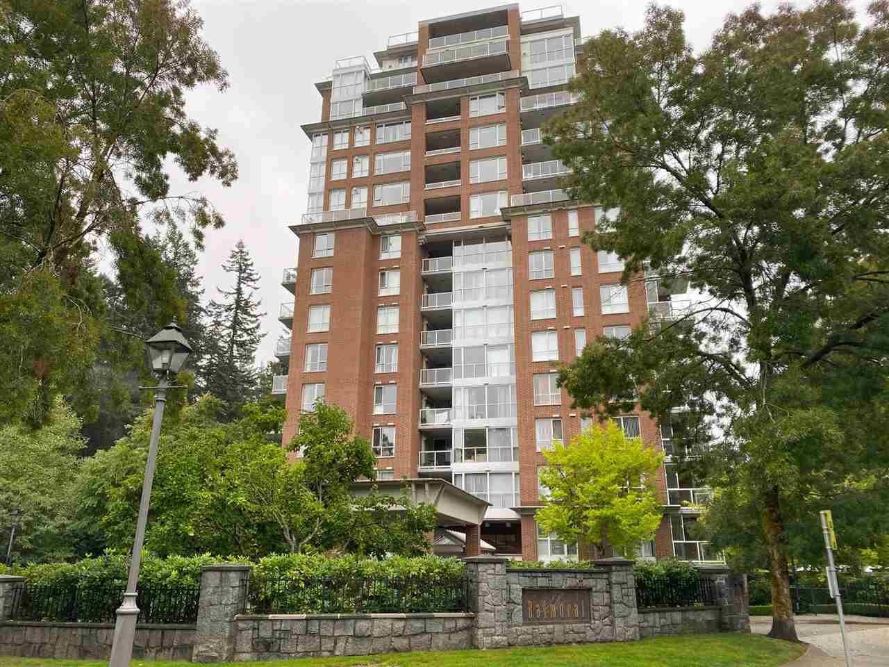 Main Photo: 1503 5615 HAMPTON PLACE in Vancouver: University VW Condo for sale (Vancouver West)  : MLS®# R2504856