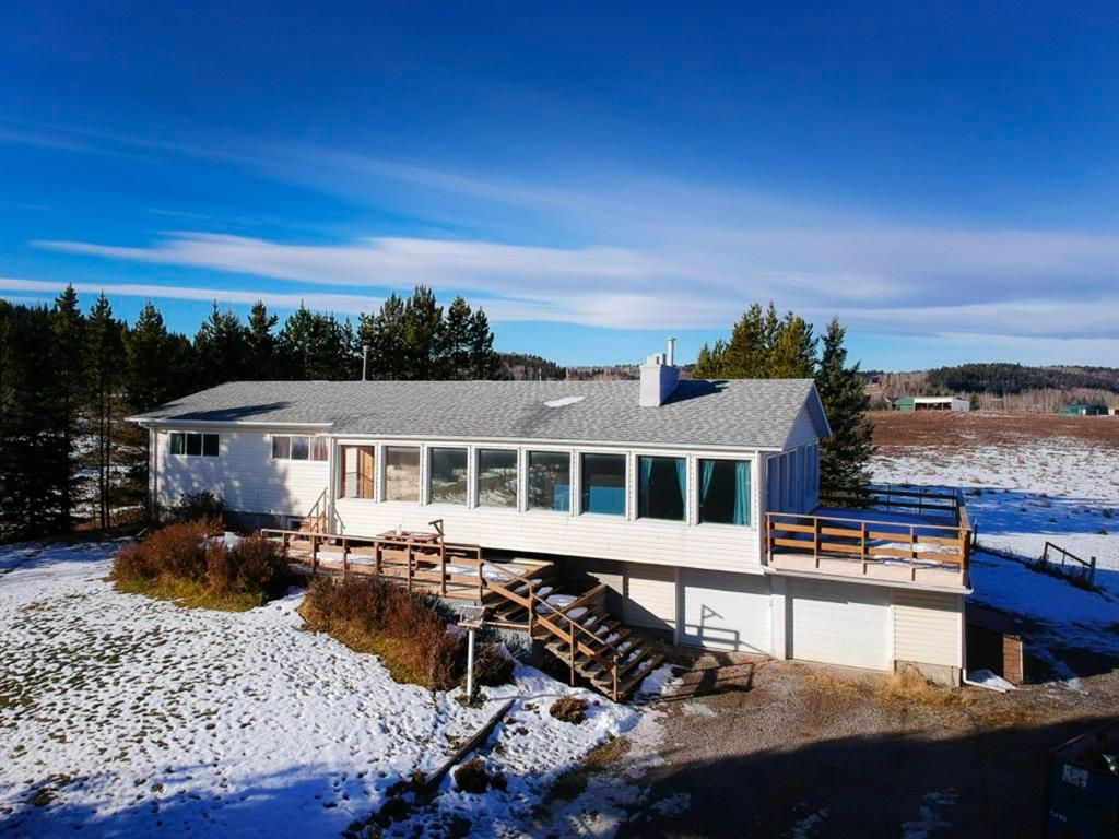 Main Photo: 5 Priddis Creek Drive: Rural Foothills County Detached for sale : MLS®# A1046857