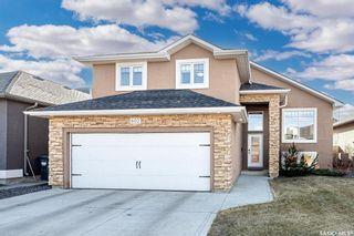 Photo 1: 602 Bennion Crescent in Saskatoon: Willowgrove Residential for sale : MLS®# SK849166
