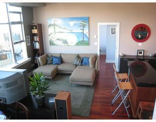"""Photo 3: 607 2635 PRINCE EDWARD Street in Vancouver: Mount Pleasant VE Condo for sale in """"SOMA LOFTS"""" (Vancouver East)  : MLS®# V686340"""