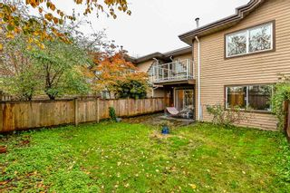 Photo 20: 11 1872 HARBOUR Street in Port Coquitlam: Citadel PQ Townhouse for sale : MLS®# R2138611