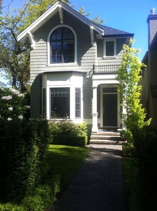 Photo 1: 3499 West 27th Avenue in Vancouver: Dunbar Home for sale ()  : MLS®# v889666